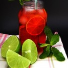 Cherry Lime-Aide Pre-Mixed Specialty