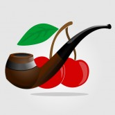 Cherry Pipe Tobacco Pre-Mixed Specialty